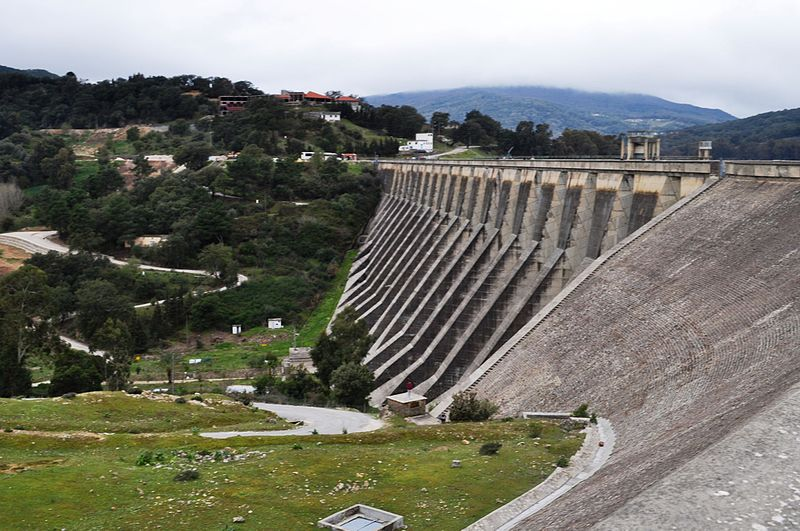 Visiter le Barrage de Beni Mtir