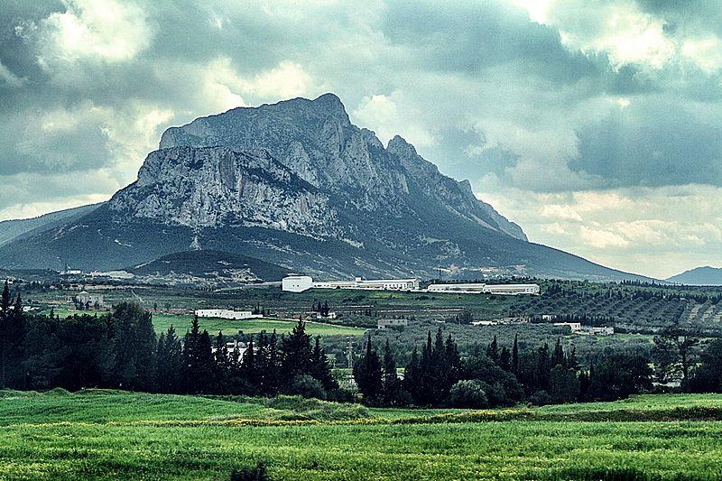 Djebel Ressas