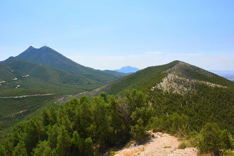 Parc national de Boukornine