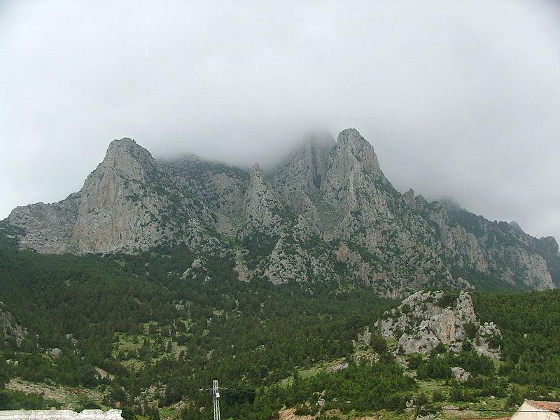 Randonnée Djebel Ressas