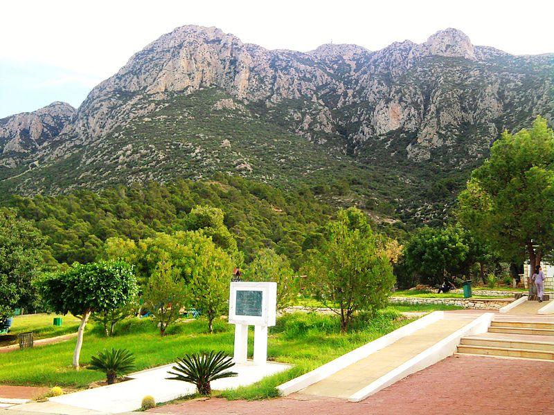 Parc de Djebel Zaghouan