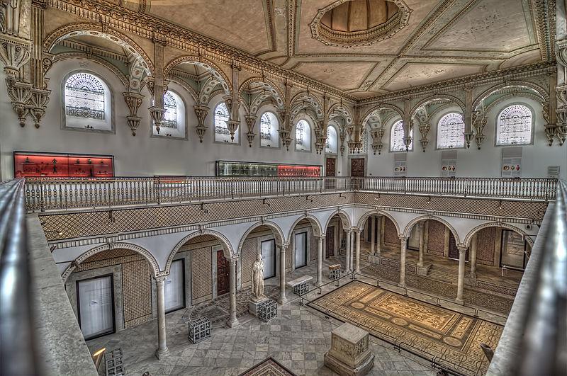 Visiter le Musée du Bardo
